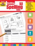 Building Spelling Skills, Grade 2 (Enhanced eBook)