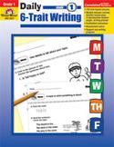 Daily 6-Trait Writing Grade 1 (Enhanced eBook)