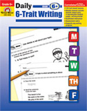 Daily 6-Trait Writing Grade 6 (Enhanced eBook)