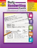 Daily Handwriting Practice: Traditional Cursive (Enhanced eBook)