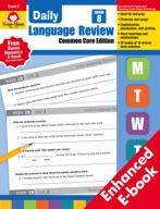 Daily Language Review: Grade 8 (Enhanced eBook)