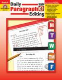 Daily Paragraph Editing: Grade 4 (Enhanced eBook)