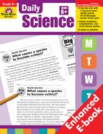 Daily Science: Grade 6 (Enhanced eBook)