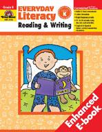 Everyday Literacy: Reading and Writing, Kindergarten (Enhanced eBook)