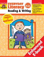 Everyday Literacy: Reading and Writing, PreK (Enhanced eBook)