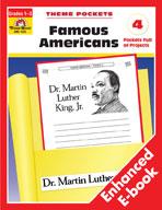 Famous Americans (Enhanced eBook)