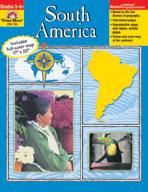 Geography Units, South America (Enhanced eBook)