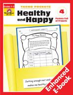 Healthy & Happy (Enhanced eBook)