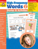 High-Frequency Words: Stories and Activities, Level C (Enhanced eBook)