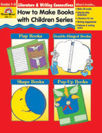 How to Make Books with Children Series, Literature and Writing Connections (Enhanced eBook)