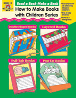 How to Make Books with Children Series, Read a Book - Make a Book (Enhanced eBook)