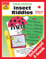 Insect Riddles (Enhanced eBook)