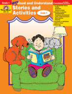 More Read and Understand Stories and Activities, Grade 1 (Enhanced eBook)