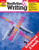 Nonfiction Writing, Grade 5 (Enhanced eBook)