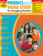 Phonics and Word Study for Struggling Readers (Enhanced eBook)