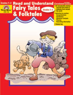 Read and Understand Literature Genres, Fairytales and Folktales, Grades 1,2 (Enhanced eBook)