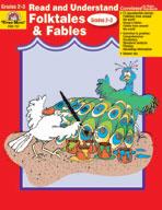 Read and Understand Literature Genres, Folktales & Fables, Grades 2-3 (Enhanced eBook)