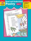 Read and Understand Poetry, Grades 2-3 (Enhanced eBook)