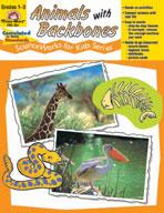ScienceWorks for Kids, Grades 1-3, Animals with Backbones (Enhanced eBook)