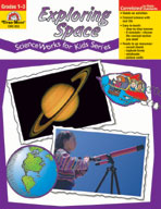 ScienceWorks for Kids, Grades 1-3, Exploring Space (Enhanced eBook)