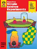 Simple Science Experiments (Enhanced eBook)