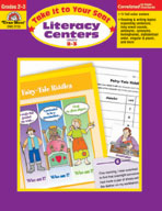 Take It to Your Seat Literacy Centers, Grades 2-3 (Enhanced eBook)