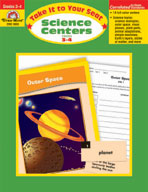 Take It to Your Seat Science Centers, Grades 3-4 (Enhanced eBook)