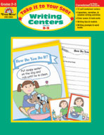Take It to Your Seat Writing Centers, Grades 2-3 (Enhanced eBook)