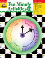 Ten-Minute Activities, Grades 4-6 (Enhanced eBook)