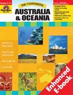 The 7 Continents: Australia and Oceania (Enhanced eBook)