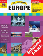 The 7 Continents: Europe (Enhanced eBook)