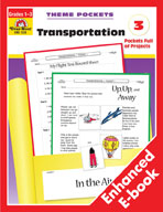 Transportation Thematic Units (Enhanced eBook)