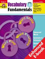 Vocabulary Fundamentals: Grade 2 (Enhanced eBook)