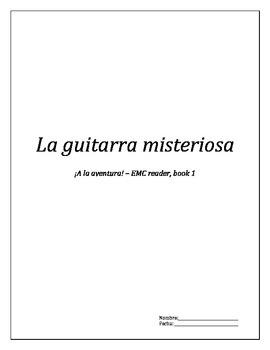 EMC reader, book 1 - La guitarra misteriosa