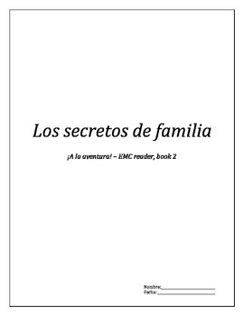 EMC reader, book 2 - Los secretos de familia