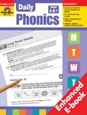 Daily Phonics, Grades 4-6+ (Enhanced eBook)