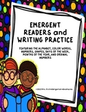 EMERGENT READERS and WRITING PRACTICE
