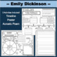 EMILY DICKINSON BUNDLE of Differentiated Activities