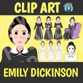 Emily Dickinson Clip Art
