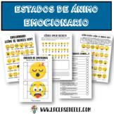 EMOCIONARIO: EMOCIONES Y ESTADOS DE ÁNIMO EN ESPAÑOL