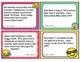 EMOJI 1st Grade Math Problems Task Cards Word Problems- North Carolina NC.1.OA.1