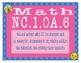 EMOJI 1st Grade Math Task Cards Add Subtract Within 20- North Carolina NC.1.OA.6