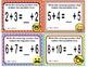 North Carolina Math NC.1.OA.3 1st Grade Task Cards Commutative and Associative