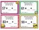 EMOJI 2nd Grade Math Problems Task Cards Expanded Form- Florida MAFS.2.NBT.1.3