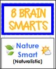 EMOJI 8 Brain Smarts-Multiple Intelligences