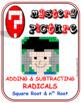 EMOJI - Adding & Subtracting Radicals (Google Interactive