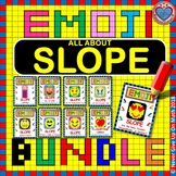 EMOJI - BUNDLE ALL ABOUT SLOPE (8 EMOJIS)