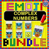 EMOJI - BUNDLE Imaginary Numbers 50%+ OFF (7 EMOJIS = 84 Questions)