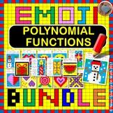 EMOJI - BUNDLE Polynomial Functions