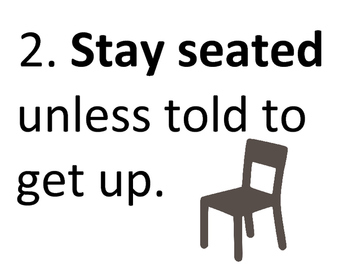 EMOJI Classroom Rules :)